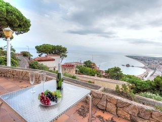3 bedroom Villa in Blanes, Catalonia, Spain : ref 5683726