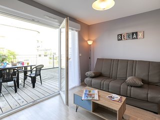1 bedroom Apartment in Courtoisville, Brittany, France : ref 5644513