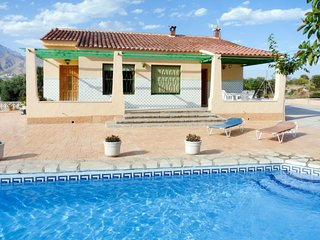 3 bedroom Villa in Villajoyosa, Valencia, Spain : ref 5638075