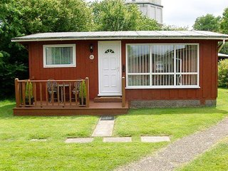 Otter Lodge - Self Catering Holiday Chalet in Seaton, Devon