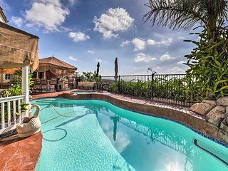 Spacious San Diego Home w/Pool, Spa & Ocean Views!