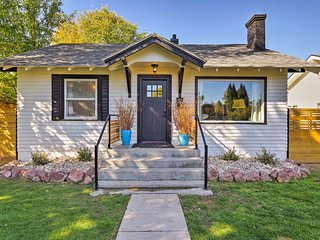 NEW! Cozy Nampa Home-Walk to Downtown/Civic Center