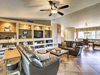 NEW! Sedona Home w/ 2 Decks & Casita Near Downtown