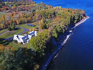 NEW! Stunning South Hero Home on Lake Champlain