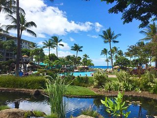 Westin Kaanapali Ocean Resort, Beautiful Beachfront Resort, Spacious 2-bedroom