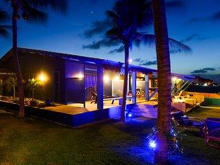 Villa de luxe front de mer pontal de maceio, fortim, ceara, Vila Stella Cadente