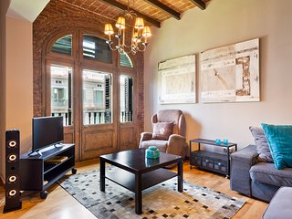 Apartamento de 3 habitaciones cerca de Ps. de Gràcia