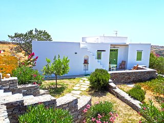 Cycladic vineyard house