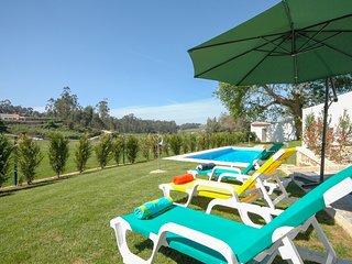 Paradela Villa Sleeps 6 with Pool - 5658325