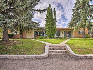 NEW! Santa Fe Home on 2+ Acres - 3 Mi. to Downtown
