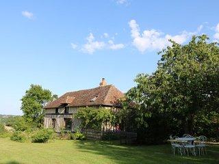 La Blanchetière Gîte de charme Normandie Calvados Pays d'auge