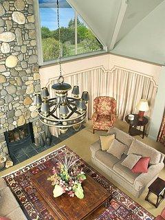 Lounge from mezzanine