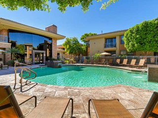 Perfect Location! Ground floor, Heated Pool & Spa, Fitness Center, Close to TPC,