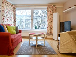 Bright two double bedroom