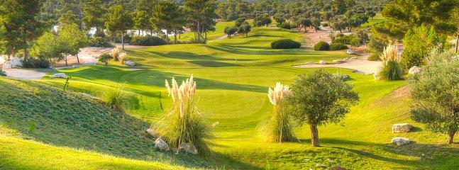 Korineum Golf Course.