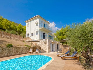Villa Keri Sea with private pool
