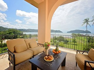 Best View in the Resort, Luxury condo next to the Beach club at Los Suenos!