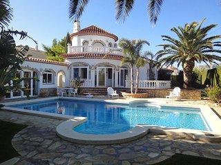 5 bedroom Villa in l'Hospitalet de l'Infant, Catalonia, Spain : ref 5555593