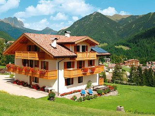 2 bedroom Apartment in Vigo di Fassa, Trentino-Alto Adige, Italy : ref 5437608