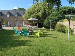 2 bedroom Villa in Plouhinec, Brittany, France : ref 5441375