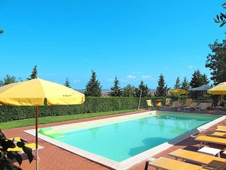 2 bedroom Apartment in Lajatico, Tuscany, Italy - 5447182
