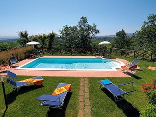 1 bedroom Apartment in Gambassi Terme, Tuscany, Italy : ref 5446711