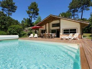 4 bedroom Villa in Moliets-et-Maa, Nouvelle-Aquitaine, France - 5434981