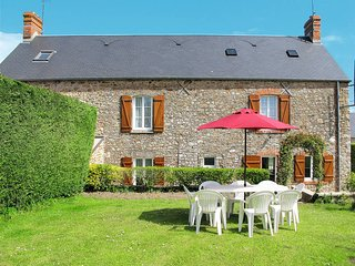 4 bedroom Villa in Saint-Maurice-en-Cotentin, Normandy, France : ref 5441978