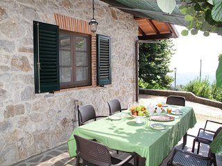 3 bedroom Villa in Gombitelli, Tuscany, Italy : ref 5447695