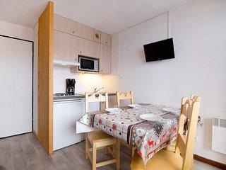 1 bedroom Apartment in Les Menuires, Auvergne-Rhone-Alpes, France : ref 5552333