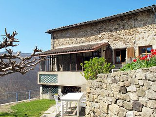 3 bedroom Villa in Antraigues-sur-Volane, Auvergne-Rhone-Alpes, France : ref 543
