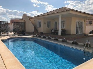 Beautiful detached villa with private pool.  Sleeps 6.