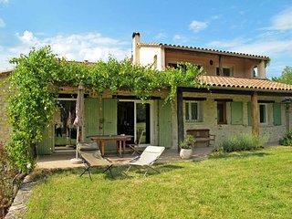 3 bedroom Villa in La Bégude-de-Mazenc, Auvergne-Rhône-Alpes, France : ref 54434