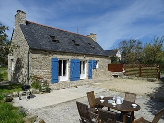 2 bedroom Villa in Saint-Jean-Trolimon, Brittany, France : ref 5513539