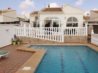2 bedroom Villa in Torrelamata, Region of Valencia, Spain : ref 5538558