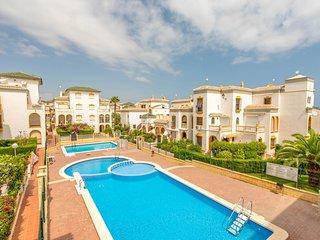 2 bedroom Apartment in Torrelamata, Valencia, Spain : ref 5453765