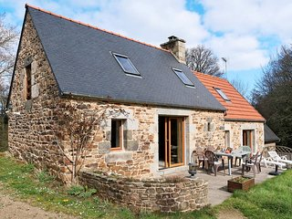 3 bedroom Villa in Andouillé-Neuville, Brittany, France : ref 5605191