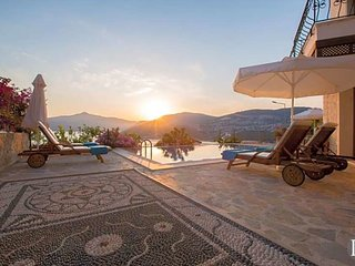 3 bedroom Villa in Kalkan, Antalya, Turkey : ref 5684346