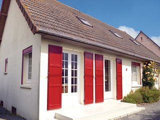 2 bedroom Villa in Anneville-sur-Mer, Normandy, France : ref 5522328