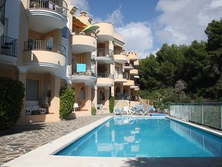 Burriana Beach apartment in Nerja. 7 minutes from beach.