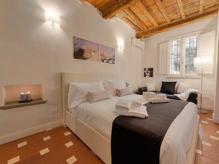 Sweet Home al Carmine,with private garden, in San Frediano Area, Florence