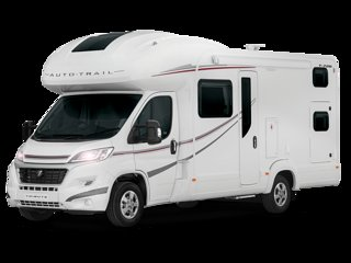 UGo Motorhome Hire Auto-Trail Tribute T726