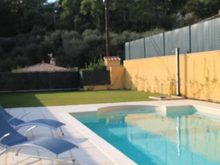 Spacious villa in Nice with Parking, Internet, Washing machine, Air conditioning