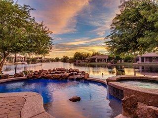 Ocotillo Lakefront Estate