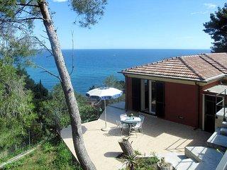 2 bedroom Villa in San Lorenzo al Mare, Liguria, Italy : ref 5444186