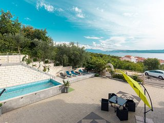 3 bedroom Apartment in Crikvenica, Primorsko-Goranska Županija, Croatia : ref 54