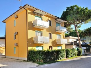 2 bedroom Apartment in Bibione, Veneto, Italy : ref 5434218