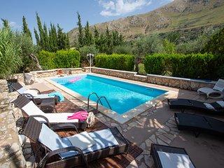 4 bedroom Villa in Case Trappeto, Sicily, Italy : ref 5556176