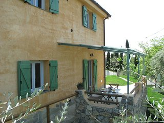 2 bedroom Villa in Finale Ligure, Liguria, Italy : ref 5443973