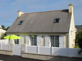 3 bedroom Villa in Cleder, Brittany, France : ref 5438064